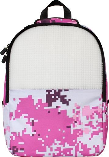 Рюкзак камуфляж (Camouflage Backpack) WY-A021 (Розовый)Представляем вашему вниманию рюкзак камуфляж (Camouflage Backpack) WY-A021, имеющий силиконовую панель, на которой с помощью «пикселей» в виде мозаики выкладывается абсолютно любой рисунок.<br>