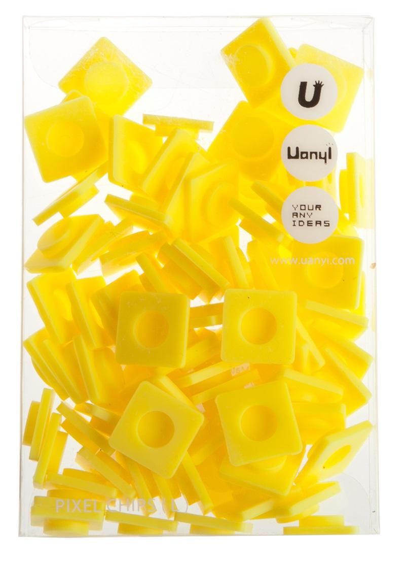 Пиксельные фишки Большие WY-P001 (Pixel Chips Large) (Банановый желтый)Представляем вашему вниманию Пиксельные фишки Большие WY-P001 (Pixel Chips Large), из которых вы сможете создать свою неповторимую мозаику.<br>