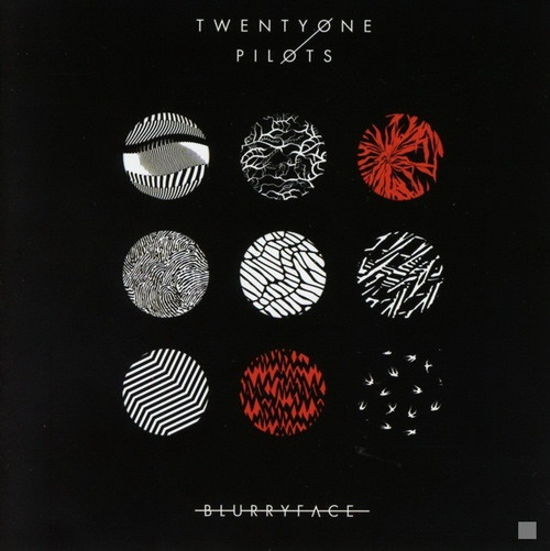 Twenty One Pilots – Blurryface (CD)