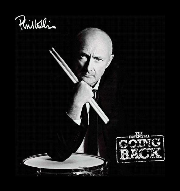 Phil Collins. The Essential Going Back. Original Recording Remastered (LP) cd phil collins the essential going back