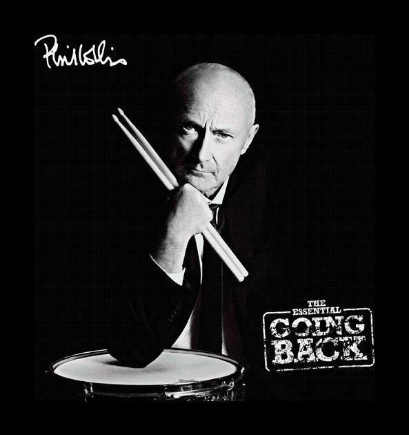 Phil Collins. The Essential Going Back. Original Recording Remastered (LP)