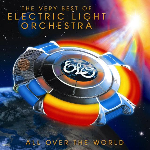 Electric Light Orchestra. The Very Best Of. All Over The World (2 LP)Представляем вашему вниманию альбом Electric Light Orchestra. The Very Best Of. All Over The World, переиздание на виниле сборника лучших песен группы Electric Light Orchestra.<br>