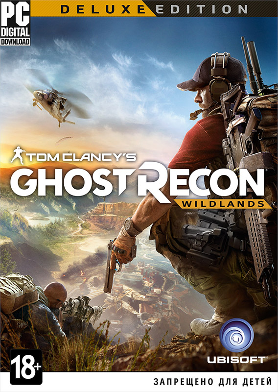 Tom Clancy's Ghost Recon: Wildlands. Deluxe Edition (Цифровая версия)