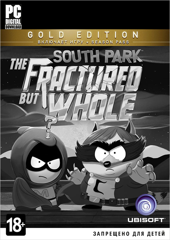 South Park: The Fractured but Whole. Gold Edition (Цифровая версия)