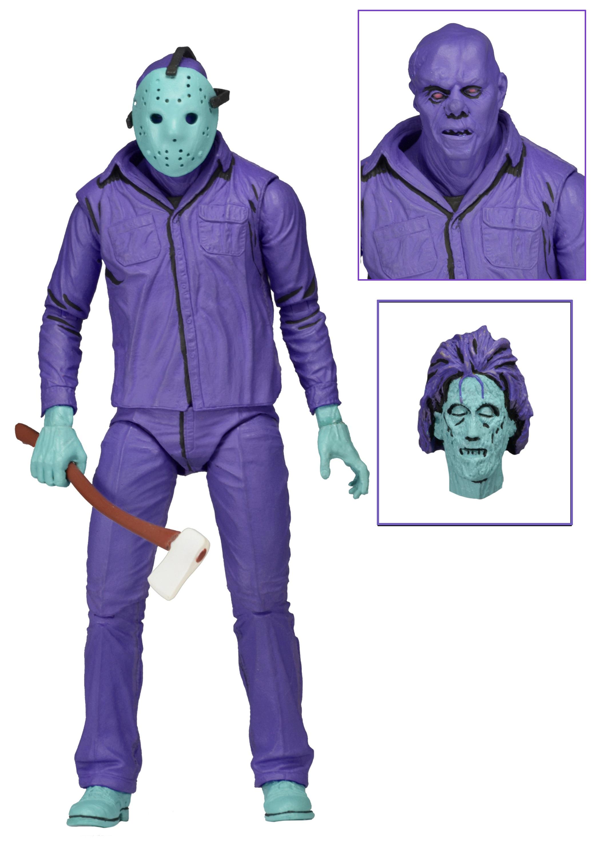 Фигурка Friday the 13th. Jason со звуком (17 см)Представляем вашему вниманию фигурку Friday the 13th. Jason со звуком, воплощающую собой Джейсона из видеоигры «Пятница, 13-е», выпущенной в 1989 году для популярной 8-битной домашней консоли.<br>