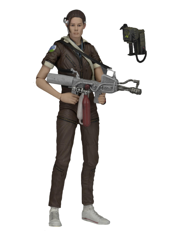 Фигурка Aliens. Series 6. Amanda Ripley Jumpsuit (17 см) фигурки игрушки neca фигурка aliens 7 series 2 sgt windrix 4шт in