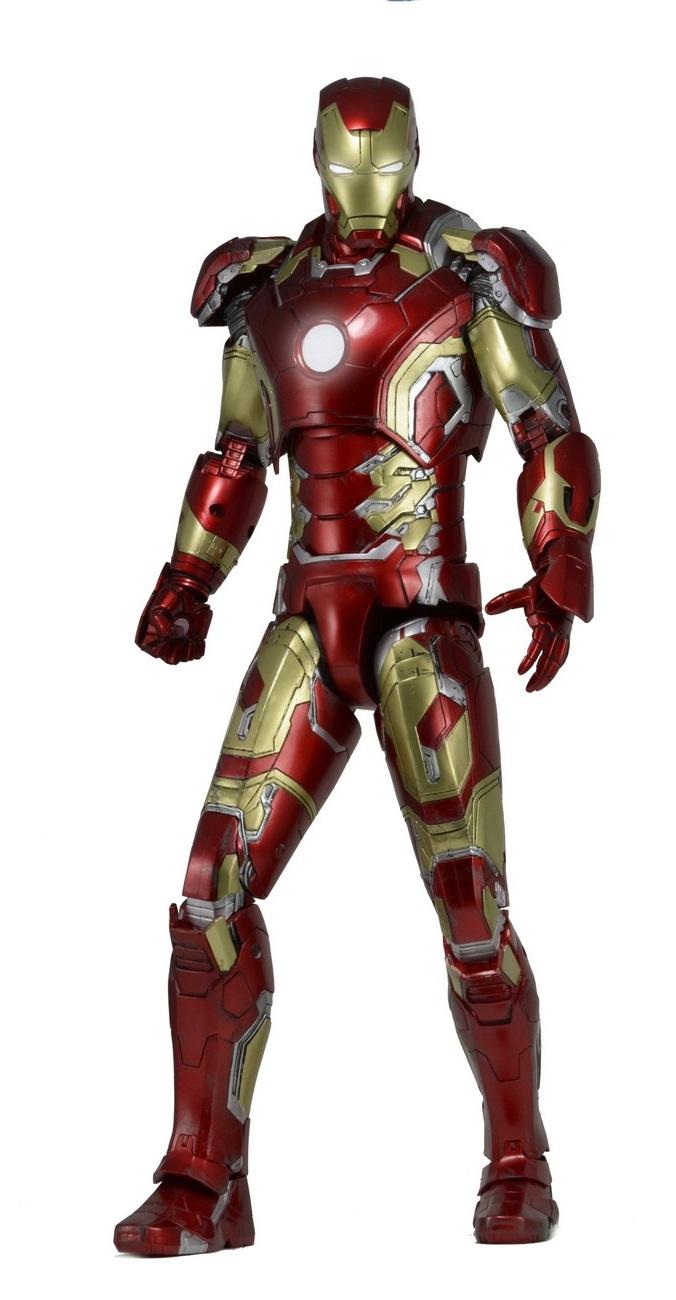 Фигурка Avengers Ultron IronMan Mark 43 с подсветкой (45 см)Представляем вашему вниманию фигурку Avengers Ultron IronMan Mark 43 с подсветкой, воплощающую собой Железного Человека в костюме модели Mark 43 из фильма «Мстители: Эра Альтрона».<br>