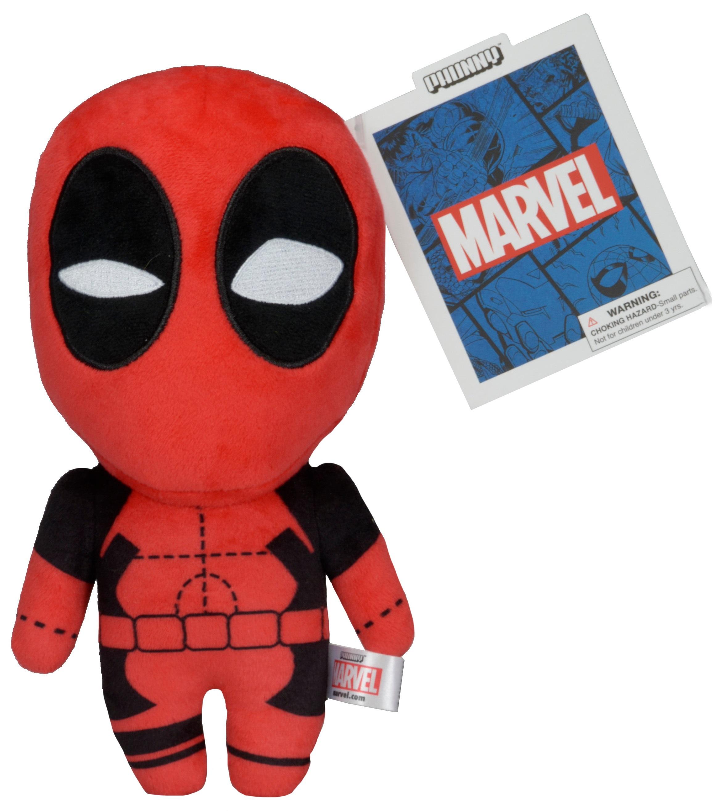 Мягкая игрушка Marvel Phunnys. Deadpool (20 см)Представляем вашему вниманию мягкую игрушку Marvel Phunnys. Deadpool, воплощающую собой одного из самых популярных персонажей Marvel – Капитана Америка.<br>