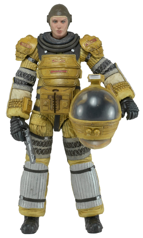 Фигурка Aliens. Series 6. Amanda Ripley Torrens Spacesuit (17 см) фигурки игрушки neca фигурка aliens 7 series 2 sgt windrix 4шт in