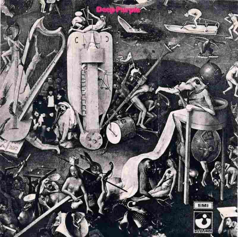 Deep Purple. Deep Purple (LP)