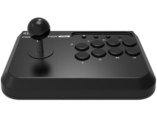 Аркадный стик Hori Fighting Stick Mini для PS4 / PS3Представляем вашему вниманию Hori Fighting Stick Mini – классический проводной аркадный геймпад компактных размеров, подходящий как для PlayStation 3, так и для PlayStation 4.<br>