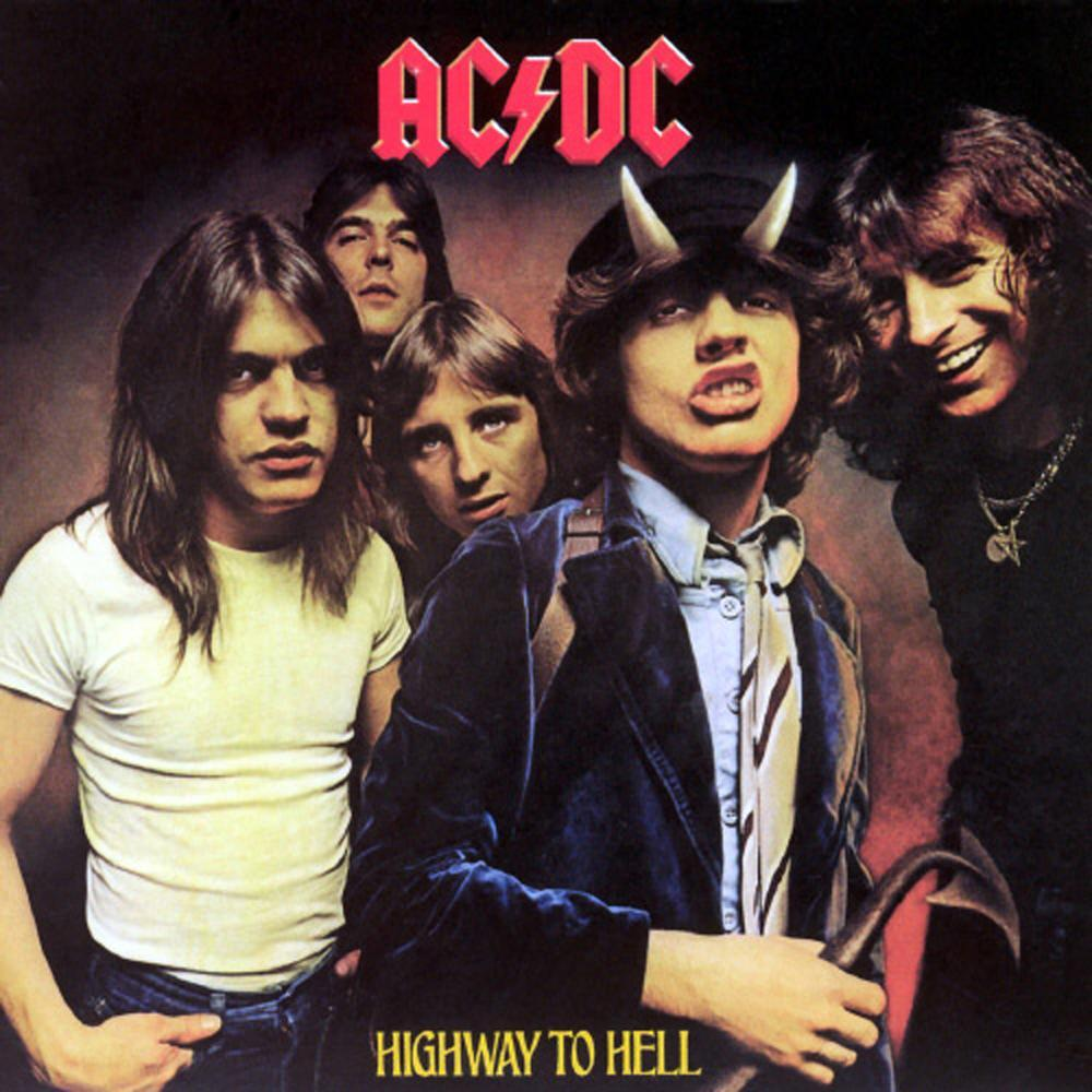 AC/DC. Highway To Hell