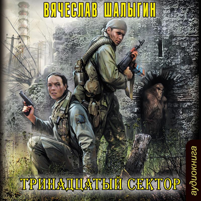 Тринадцатый сектор (Цифровая версия)Представляем вашему вниманию аудиокнигу Тринадцатый сектор, аудиоверсию книги Вячеслава Шалыгина.<br>