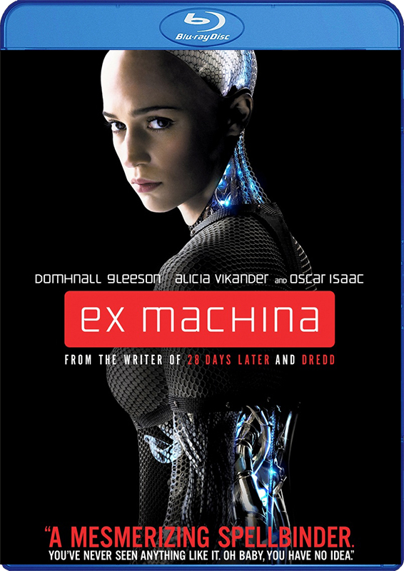 Из машины (Blu-ray) Ex Machina