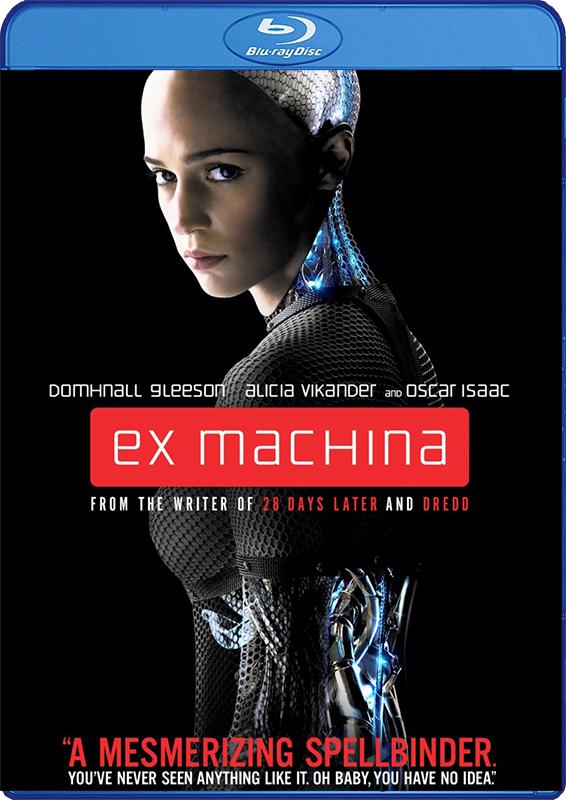 Из машины (Blu-ray) Ex Machina