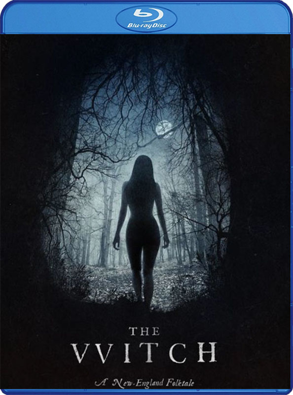 Ведьма (Blu-ray) The VVitch: A New-England Folktale