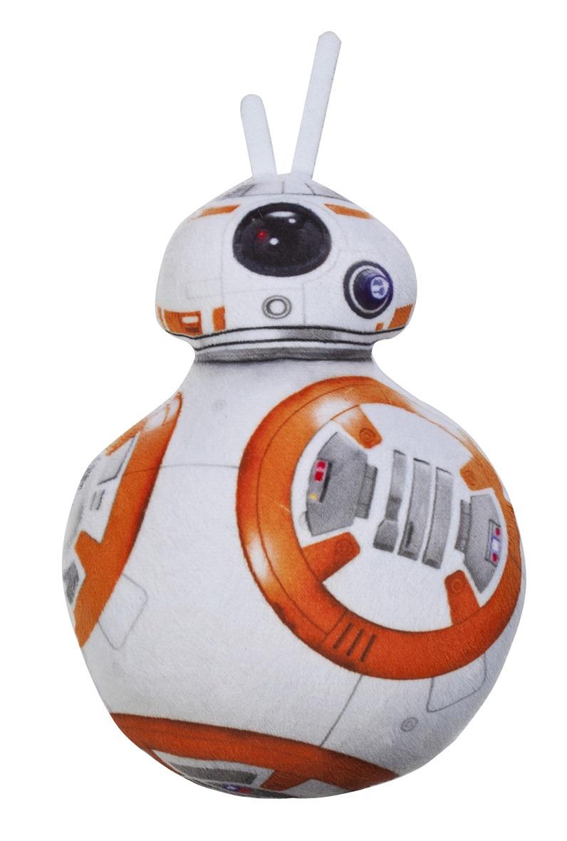 Мягкая игрушка-подушка Star Wars. Droid BB-8 (20 см)