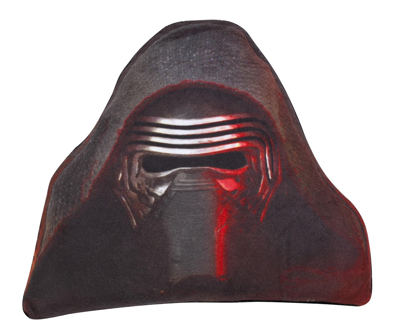 Мягкая игрушка-подушка Star Wars. Kylo Ren (20 см)Представляем вашему вниманию мягкую игрушку-подушку Star Wars. Kylo Ren, созданную по мотивам саги о Звездных войнах.<br>