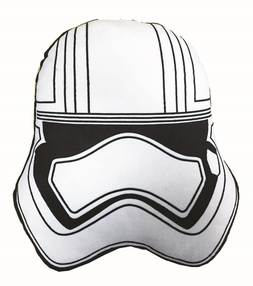 Мягкая игрушка-подушка Star Wars. Stormtrooper (20 см)Представляем вашему вниманию мягкую игрушку-подушку Star Wars. Stormtrooper, созданную по мотивам саги о Звездных войнах.<br>