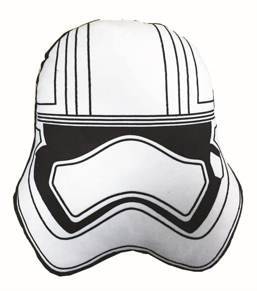 Мягкая игрушка-подушка Star Wars. Stormtrooper (20 см)