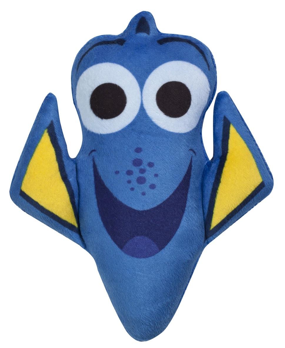 Мягкая игрушка-подушка Finding Dory. Dory (20 см)Представляем вашему вниманию мягкую игрушку-подушку Finding Dory. Dory, созданную по мотивам анимационного фильма «В поисках Дори».<br>