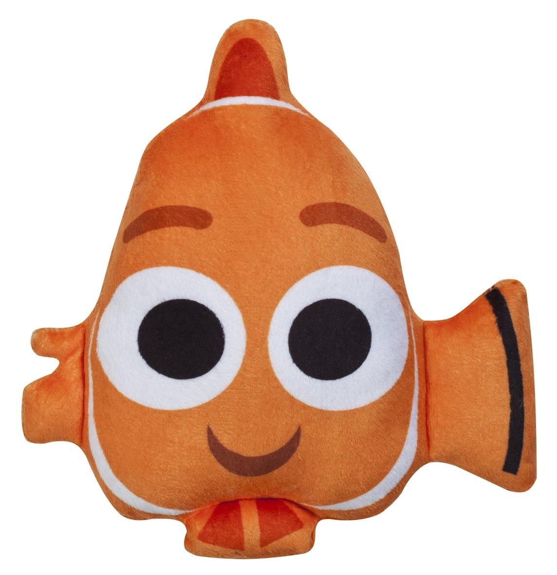 Мягкая игрушка-подушка Finding Dory. Nemo (20 см)Представляем вашему вниманию мягкую игрушку-подушку Finding Dory. Nemo, созданную по мотивам анимационного фильма «В поисках Дори».<br>
