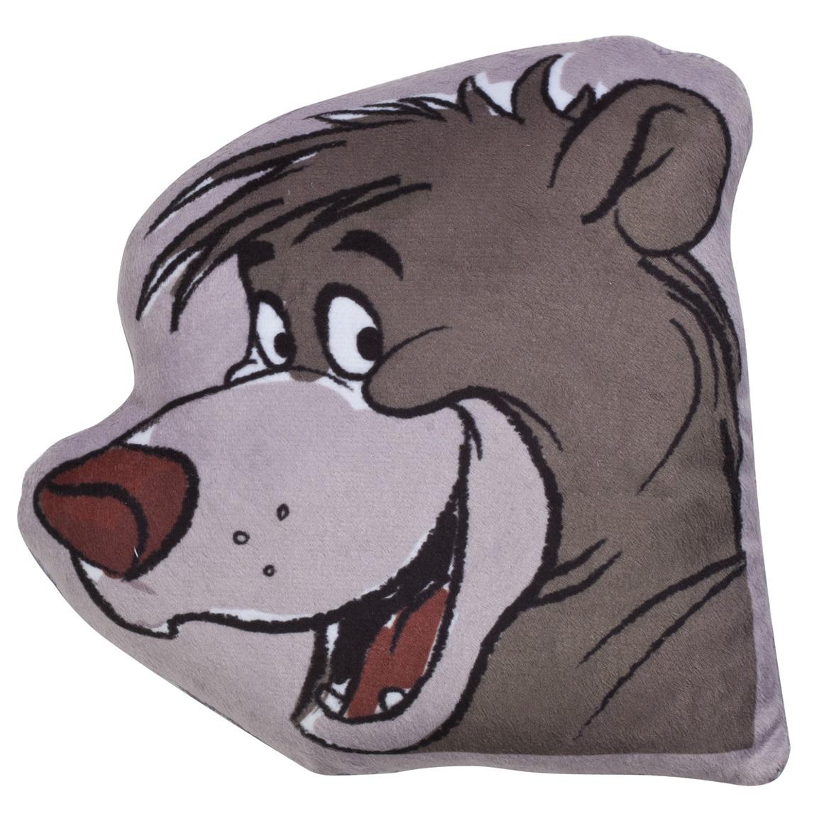 Мягкая игрушка-подушка The Jungle Book. Baloo (20 см)Представляем вашему вниманию мягкую игрушку-подушку The Jungle Book. Baloo, созданную по мотивам фильма «Книга джунглей».<br>