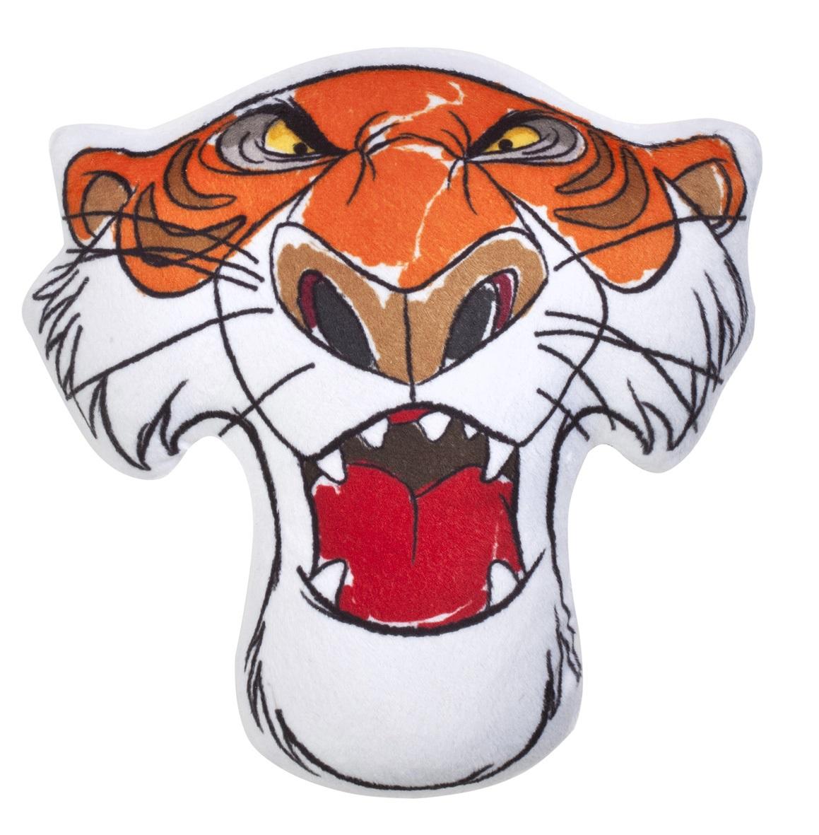 Мягкая игрушка-подушка The Jungle Book. Shere Khan (20 см)Представляем вашему вниманию мягкую игрушку-подушку The Jungle Book. Shere Khan, созданную по мотивам фильма «Книга джунглей».<br>