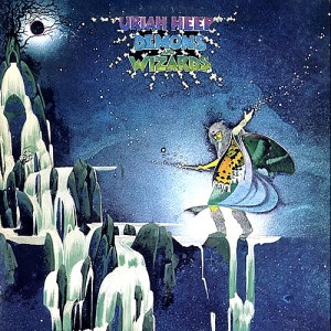 Uriah Heep. Demons And Wizards (LP) uriah heep uriah heep return to fantasy 180 gr