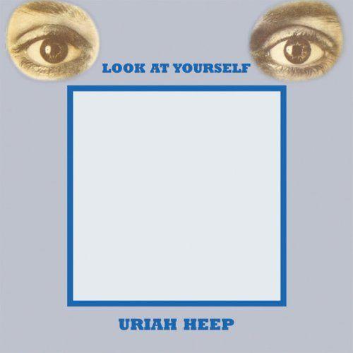Uriah Heep. Look At Yourself (LP)Представляем вашему вниманию альбом Uriah Heep. Look At Yourself, третий студийный альбом британской рок-группы Uriah Heep, изданный на виниле.<br>