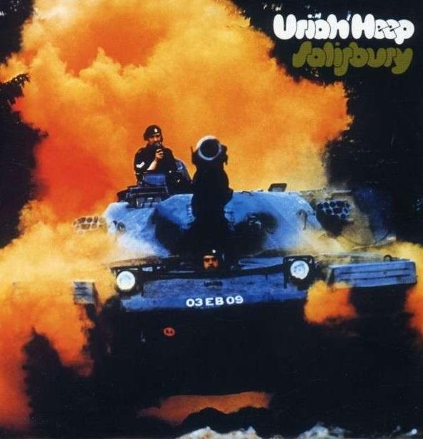 Uriah Heep. Salisbury (LP)Представляем вашему вниманию альбом Uriah Heep. Salisbury, второй студийный альбом английской хард-рок-группы Uriah Heep, изданный на виниле.<br>