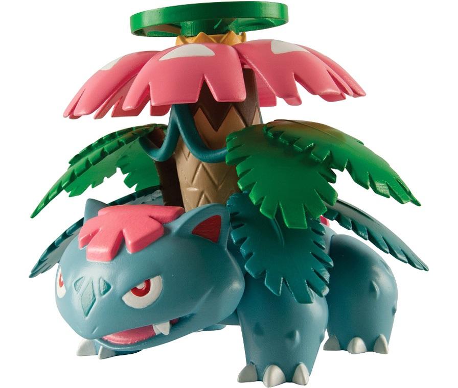 Фигурка Pokemon XY. Mega Venusaur (15 см)Представляем вашему вниманию фигурку Pokemon XY. Mega Venusaur, созданную по мотивам вселенной Pok&amp;#233;mon.<br>