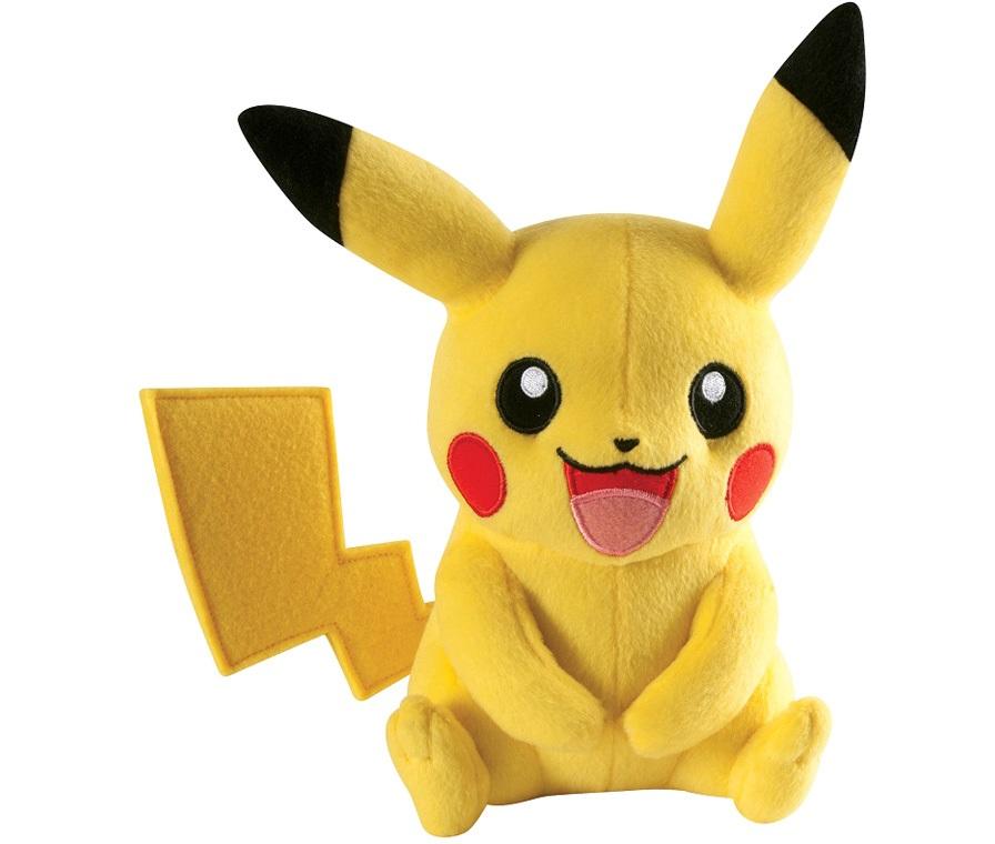 Мягкая игрушка Pokemon XY. Pikachu (20,5 см)Представляем вашему вниманию мягкую игрушку Pokemon XY. Pikachu, созданную по мотивам вселенной Pok&amp;#233;mon.<br>