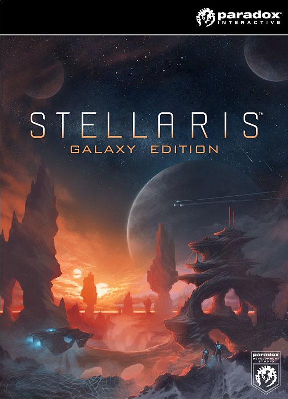 Stellaris. Galaxy Edition (Цифровая версия)В игре Stellaris вас ждёт глубокий стратегический геймплей, богатый и разнообразный набор инопланетных рас и невероятный сюжет. Исследуйте бесконечную галактику полную чудес!<br>