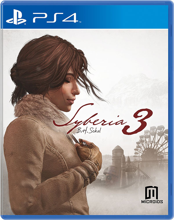 Syberia3[PS4]