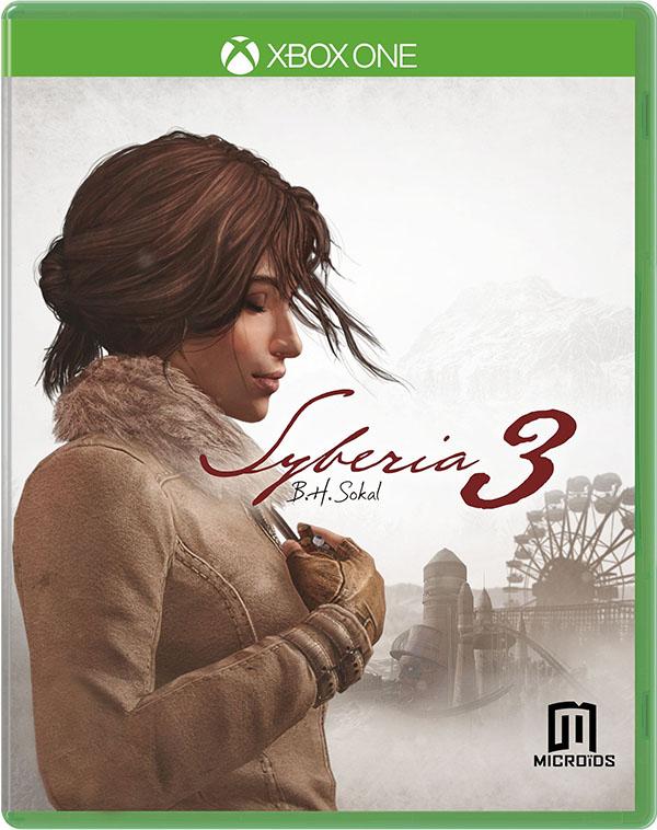 Syberia3[XboxOne]