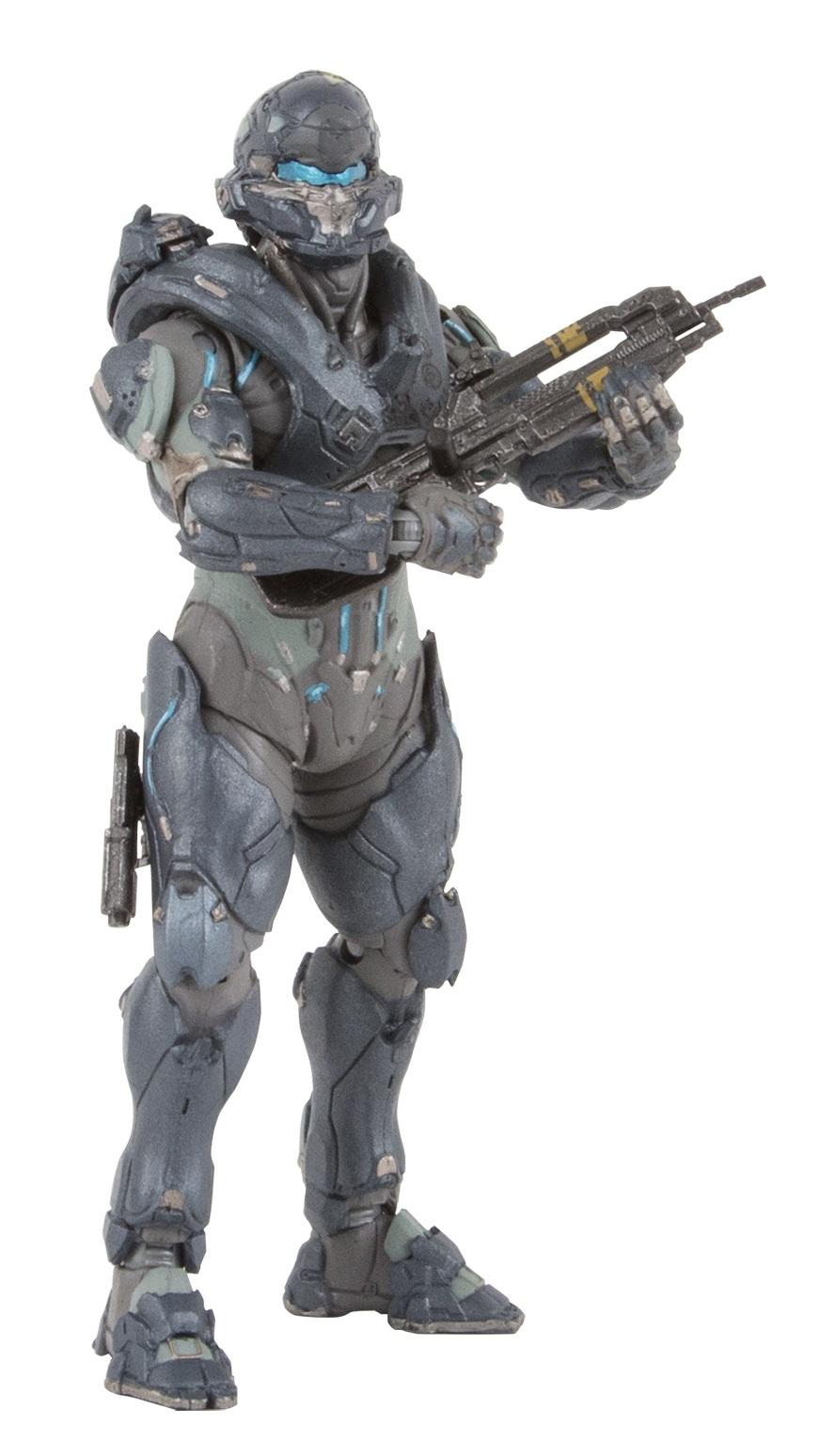 Фигурка Halo 5. Spartan Locke (15 см)Представляем вашему вниманию фигурку Halo 5. Spartan Locke, воплощающую собой одного из элитных спартанцев из Команды Осирис и Синей Команды, хорошо известных всем поклонникам игры Halo 5: Guardians.<br>
