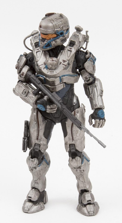 Фигурка Halo 5. Spartan Tanaka (15 см)Представляем вашему вниманию фигурку Halo 5. Spartan Tanaka, воплощающую собой одного из элитных спартанцев из Команды Осирис и Синей Команды, хорошо известных всем поклонникам игры Halo 5: Guardians.<br>