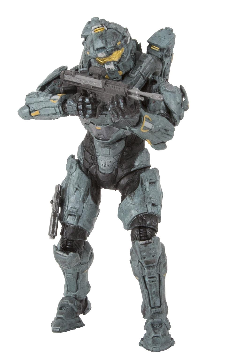 Фигурка Halo 5. Spartan Fred (15 см)Представляем вашему вниманию фигурку Halo 5. Spartan Fred, воплощающую собой одного из элитных спартанцев из Команды Осирис и Синей Команды, хорошо известных всем поклонникам игры Halo 5: Guardians.<br>