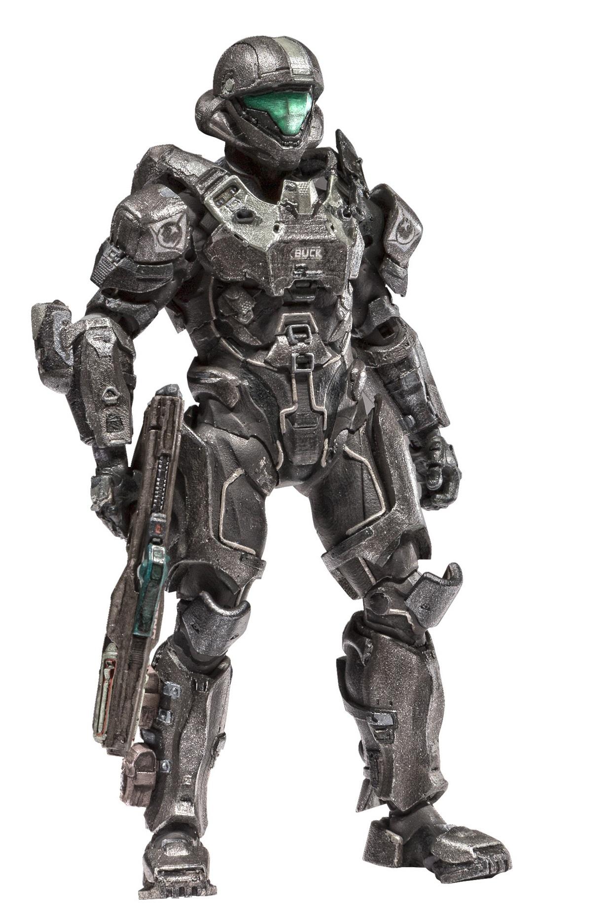 Фигурка Halo 5. Spartan Buck (15 см)Представляем вашему вниманию фигурку Halo 5. Spartan Buck, воплощающую собой одного из элитных спартанцев из Команды Осирис и Синей Команды, хорошо известных всем поклонникам игры Halo 5: Guardians.<br>