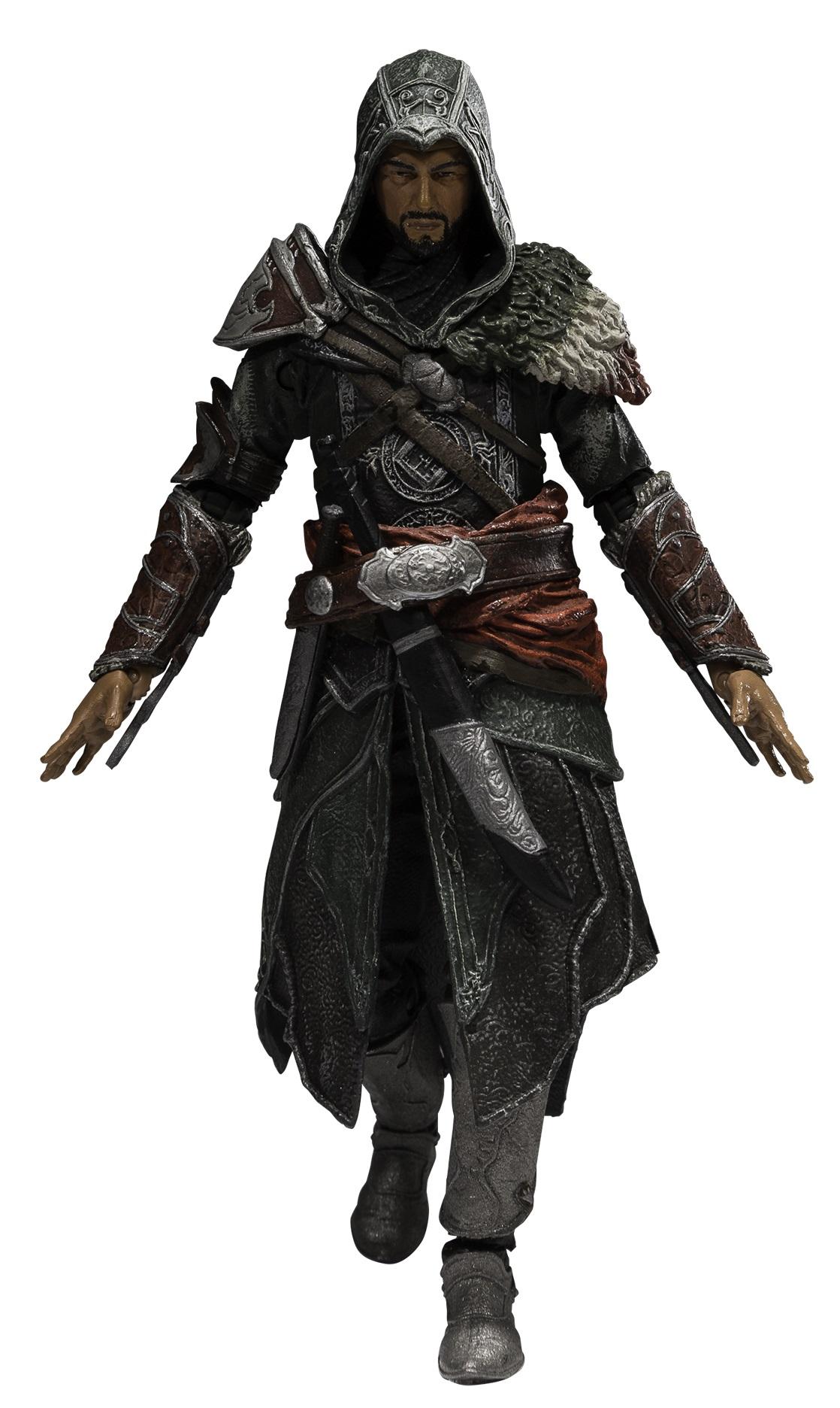 Фигурка Assassins Creed. Series 5. Il Tricolore Ezio Auditore (15 см)Представляем вашему вниманию фигурку Assassins Creed. Series 5. Il Tricolore Ezio Auditore, воплощающую собой одного из персонажей популярной серии игр Assassins Creed.<br>