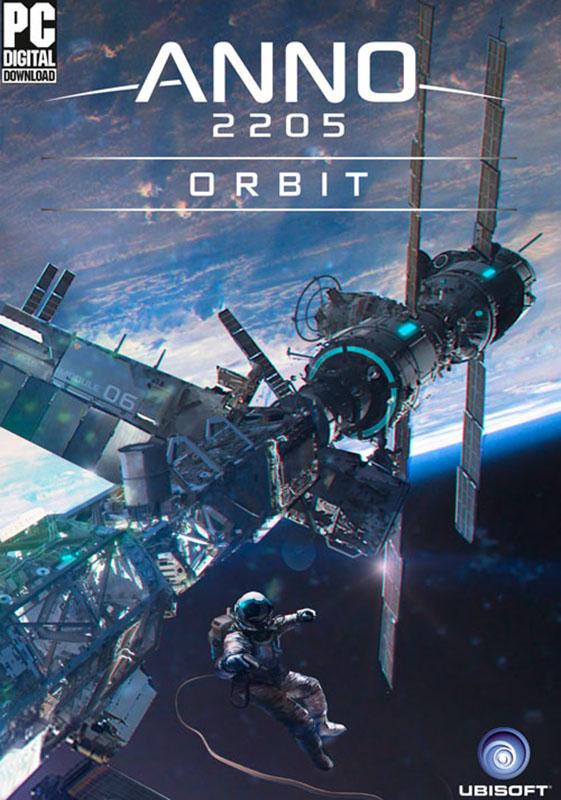Anno 2205. Orbit. Дополнение (Цифровая версия)В дополнении Anno 2205. Orbit ваша корпорация займется освоением космоса. Стройте и расширяйте модульную орбитальную станцию, управляйте лабораториями и обучайте космонавтов.<br>