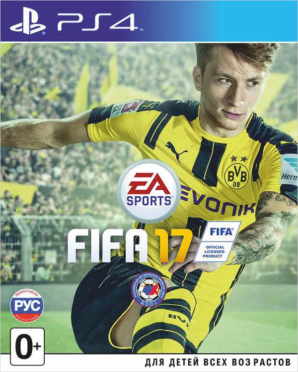 FIFA 17 [PS4]FIFA 17 на базе Frostbite изменит ваши представления об игровом процессе, соперничестве и эмоциях от игры. FIFA 17 с новейшим высокотехнологичным игровым движком погрузит вас в невероятную атмосферу футбола, где кипят настоящие страсти, испытать которые можно лишь в неповторимом мире этой игры.<br>