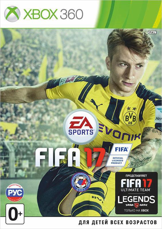 FIFA 17 [Xbox 360]FIFA 17 изменит ваши представления об игровом процессе, соперничестве и эмоциях от игры. FIFA 17 и погрузит вас в невероятную атмосферу футбола, где кипят настоящие страсти, испытать которые можно лишь в неповторимом мире этой игры.<br>