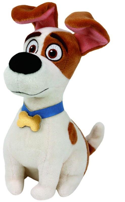 Мягкая игрушка Тайная жизнь домашних животных. Терьер Макс (18 см)