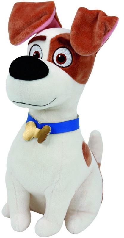 Мягкая игрушка Тайная жизнь домашних животных. Терьер Макс (27 см)