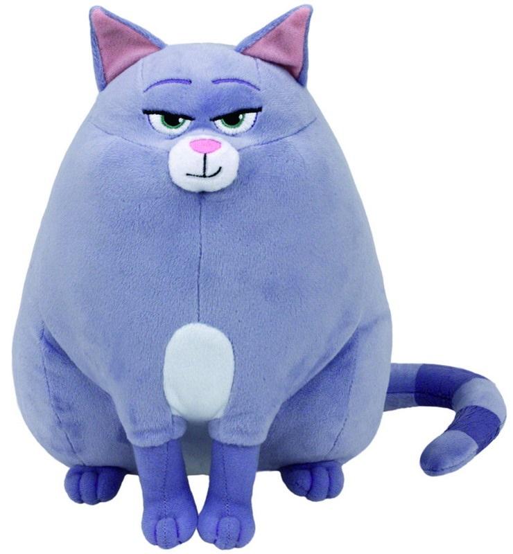 Мягкая игрушка Тайная жизнь домашних животных. Кошка Хлоя (20 см)