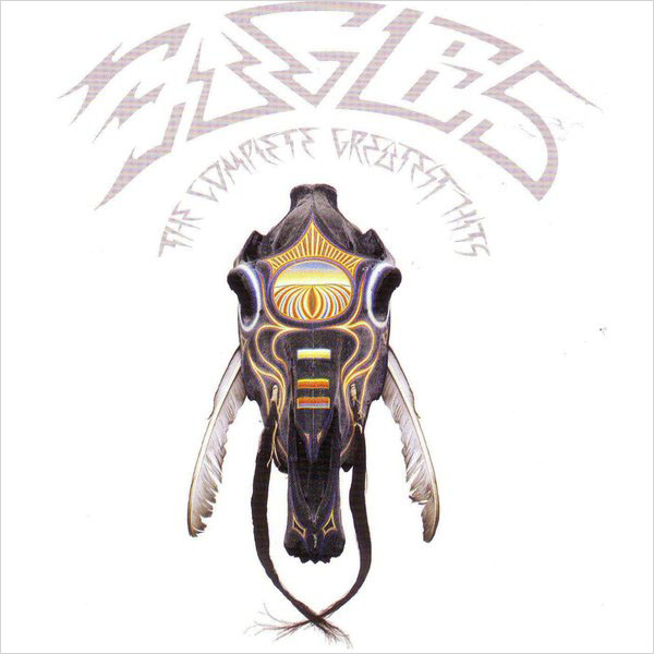 Eagles: The Complete Greatest Hits (2 CD) eagles – their greatest hits 1971–1975 lp