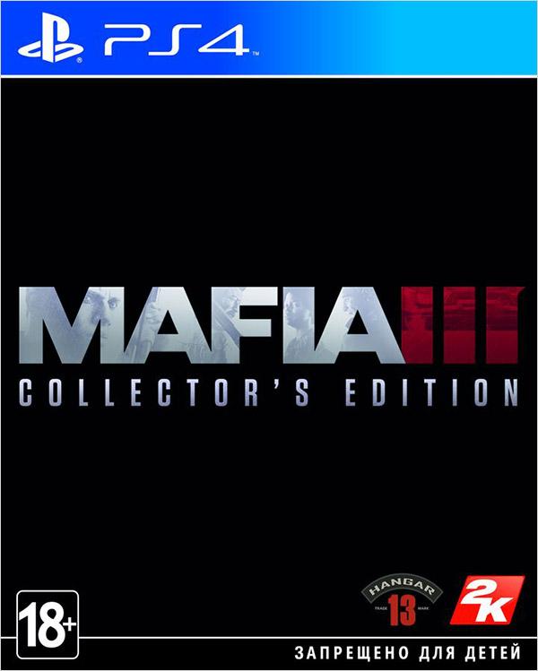 Mafia III. Коллекционное издание [PS4]