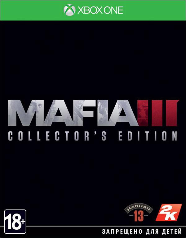 Mafia III. Коллекционное издание [Xbox One]